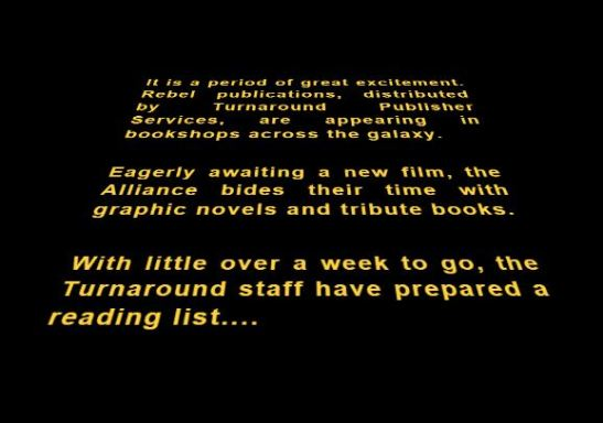 Star Wars blog crawl