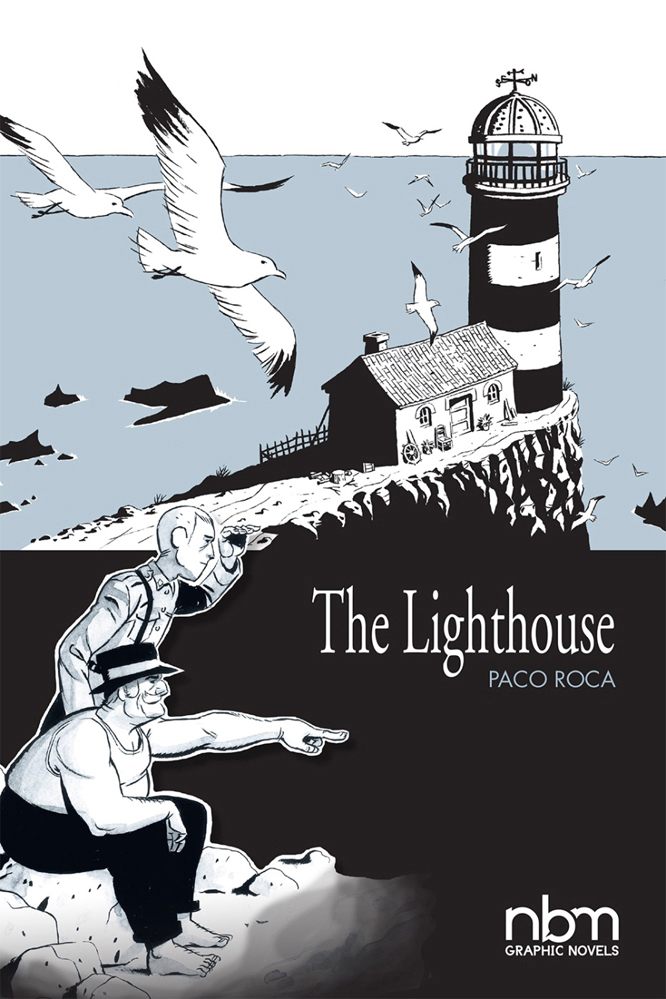 Become illuminated with The Lighthouse by bestselling author