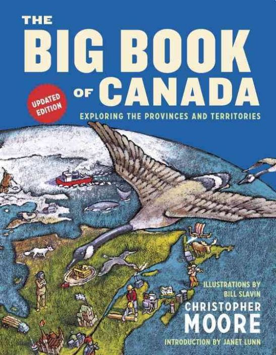 big book of canada