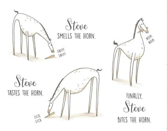 Steve Horse 3