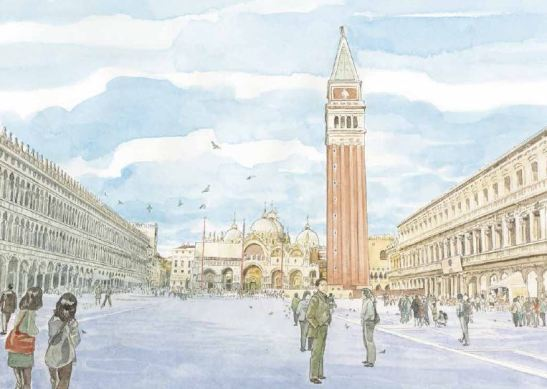 Venice Sample 4