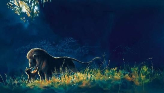 Lion King Sample Image 1