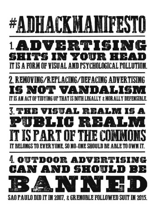 Pages from Advertising Shits sample