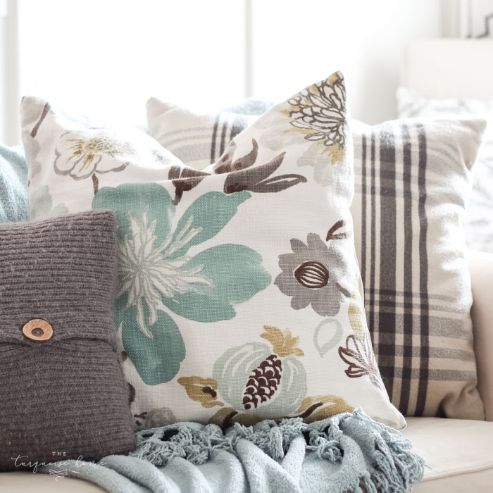 pillow covers for living room decorating ideas with grey couch easy diy throw step by tutorial part 6 makeover