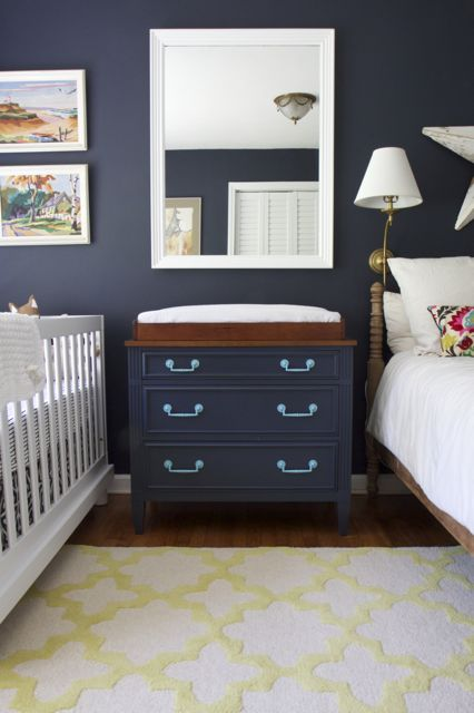 Crushing On Hale Navy  The Turquoise Home