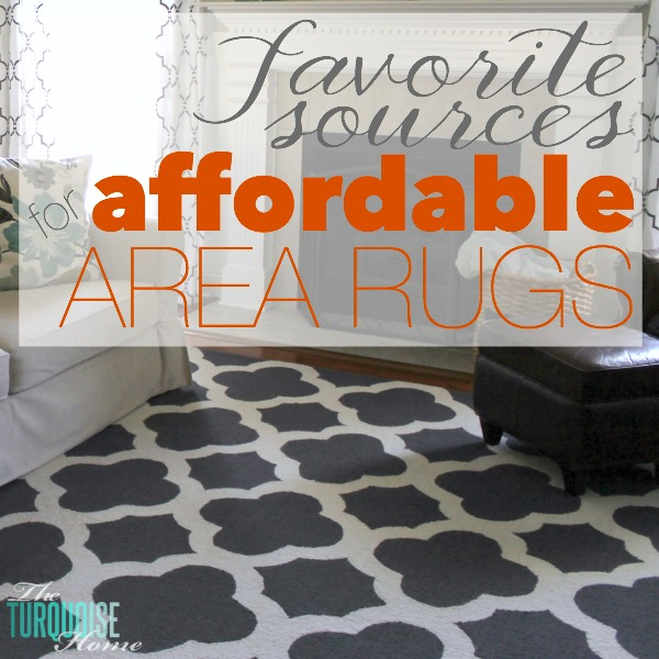 inexpensive rugs for living room how to decorate large windows my favorite sources affordable area the turquoise home a good rug makes or breaks size quality and style all