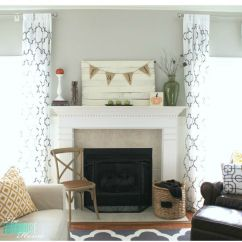 Grey And Yellow Curtains For Living Room Brown Leather Couch Best Carpet Color Revere Pewter - Vidalondon