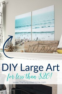 Color Engineer Prints: DIY Large Art on a Budget!