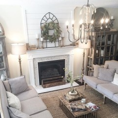 Nice Decoration For Living Room Decorating Pinterest Farmhouse Decor In 10 Stunningly Gorgeous Rooms A Rustic Neutral From Plum Pretty And Design Stunning