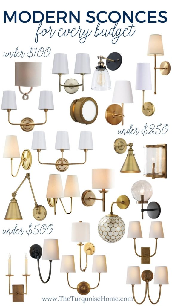 modern wall sconces for every budget