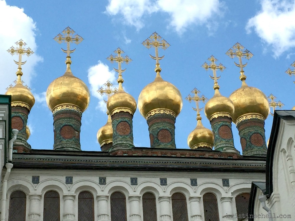 Church of the Nativity Moscow | kristinschell.com