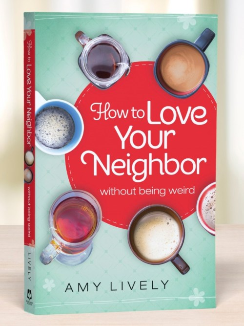How-to-Love-Your-Neighbor | Freebie Friday Giveaway at The Turquoise Table | kristinschell.com