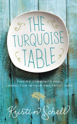 The Turquoise Table Book