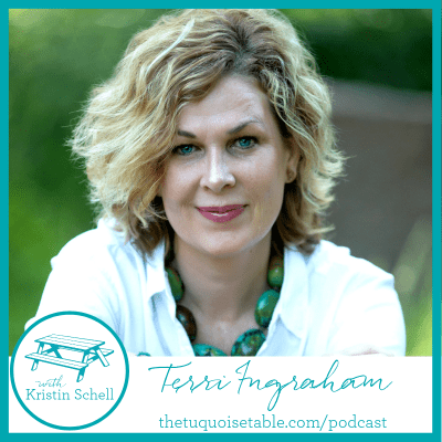 S1:E18 Changing the World Through Hospitality with Terri Ingraham