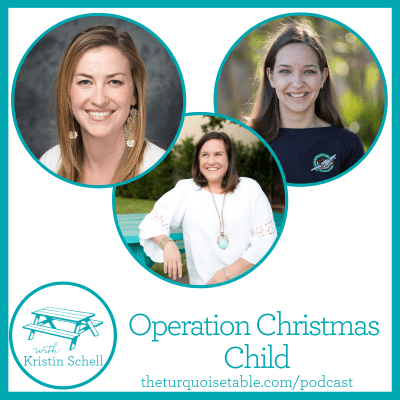 S1:E20 Little Gifts with Big Impact: Connecting Across the Globe with Operation Christmas Child