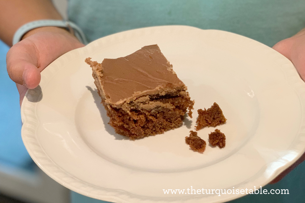 Kat Armstrong's Mother's Mexican Chocolate Cake