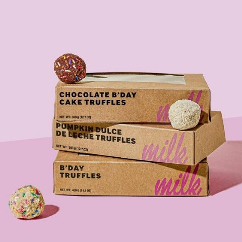 Milk Bar Truffles - The 2019 Turquoise Table Gift Guide