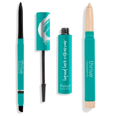 Thrive Cosmetics Brilliant Eye Set - The 2019 Turquoise Table Gift Guide