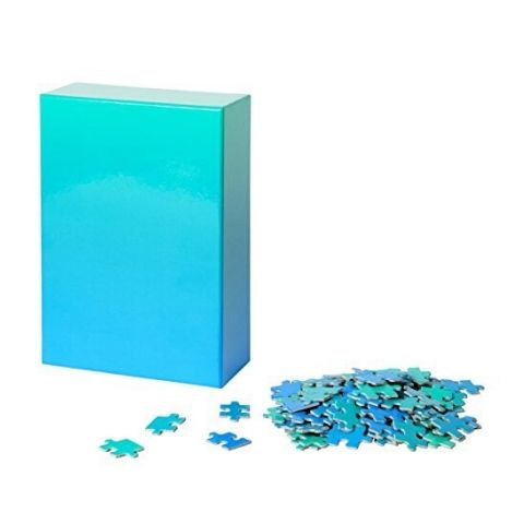 Turquoise Gradient 500-piece Puzzle - The 2019 Turquoise Table Gift Guide