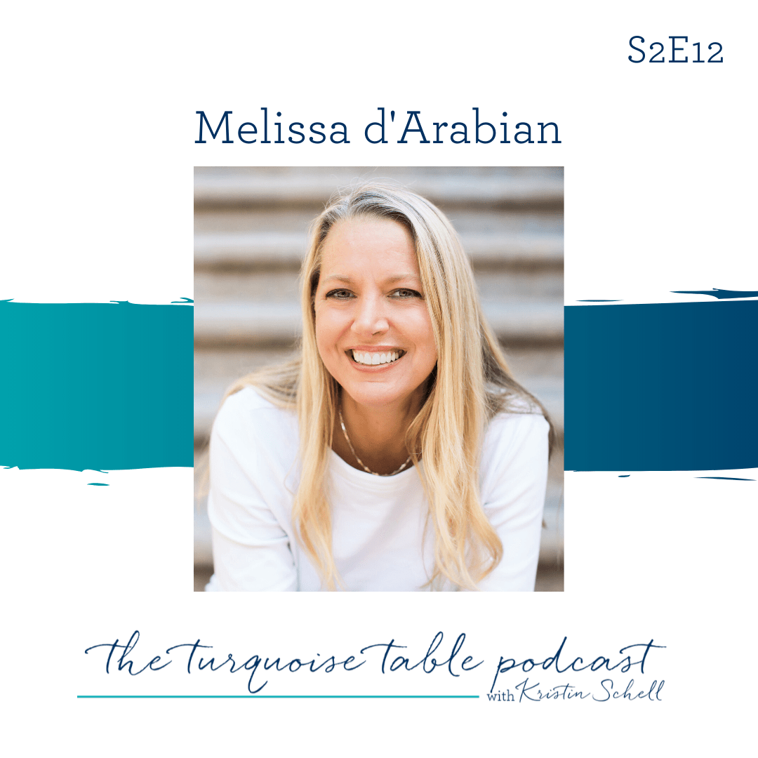 S2E12: Tasting Grace with Melissa d'Arabian