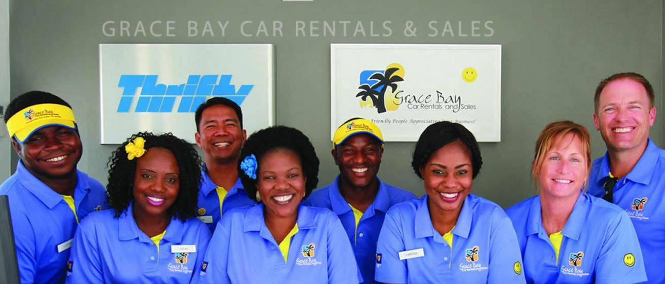 Friday Salute To Grace Bay Car Rentals
