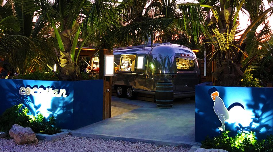 The Tuscany Is Excited About Coco Van Being Named The Caribbean's Coolest New Restaurant!