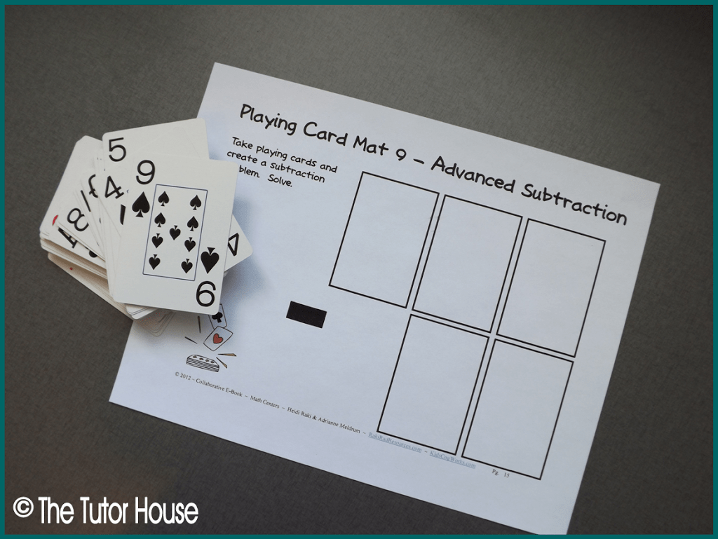 Teaching Math With A Deck Of Cards 1