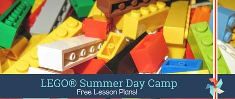 LEGO Summer Day Camp