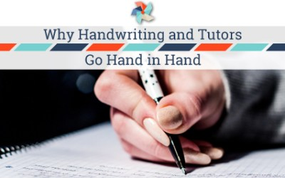 Why Handwriting and Tutors Go Hand-in-Hand