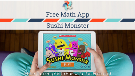 Sushi Monster – Free Math App