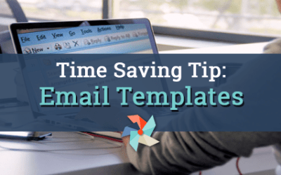 Time Saving Tip – Email Templates