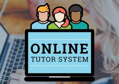 Online Tutor System