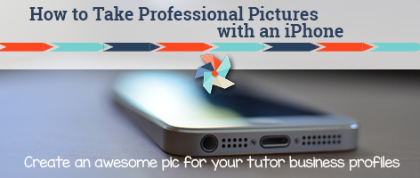 Professional Pictures with an iPhone