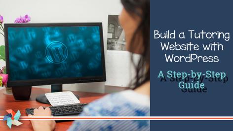 Build a Tutoring Website with WordPress