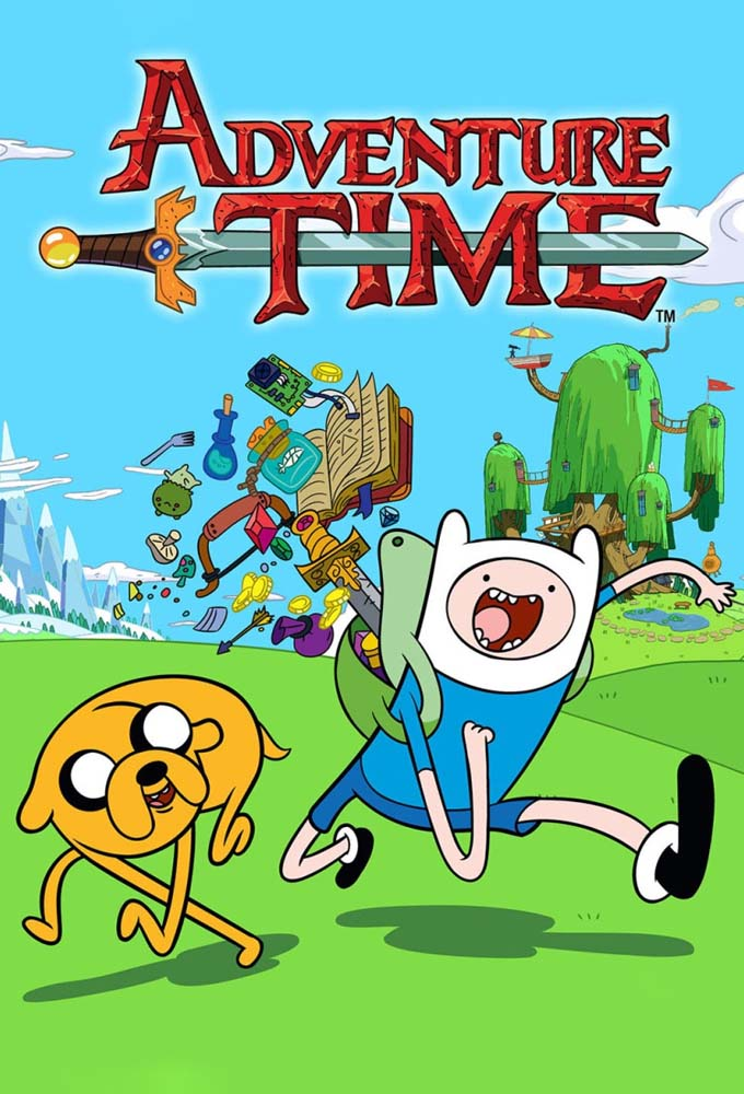 Adventure Time Clips S5e11