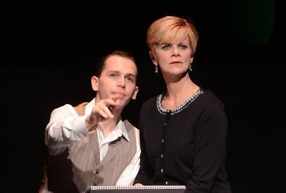Jake Novak, Barbara Carlton Heart-Sondheim on Sondheim