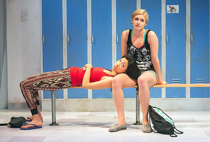 Jenny Soo, Teagan Rose-Echo Theatre-Photo-Darrett Sanders