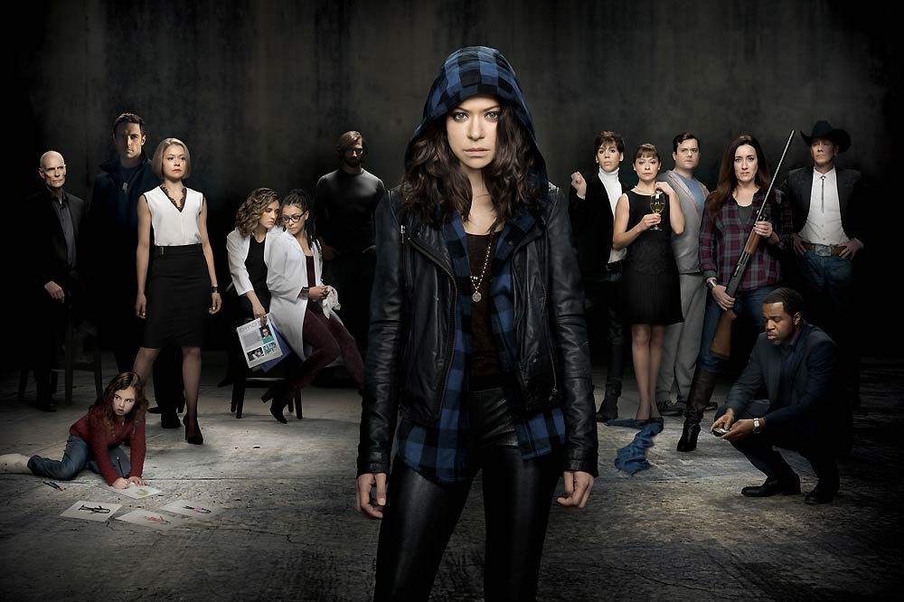 Orphan Black Cast-Season 2-1000