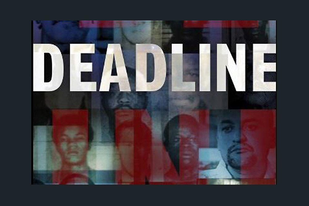 Deadline DVD Cover