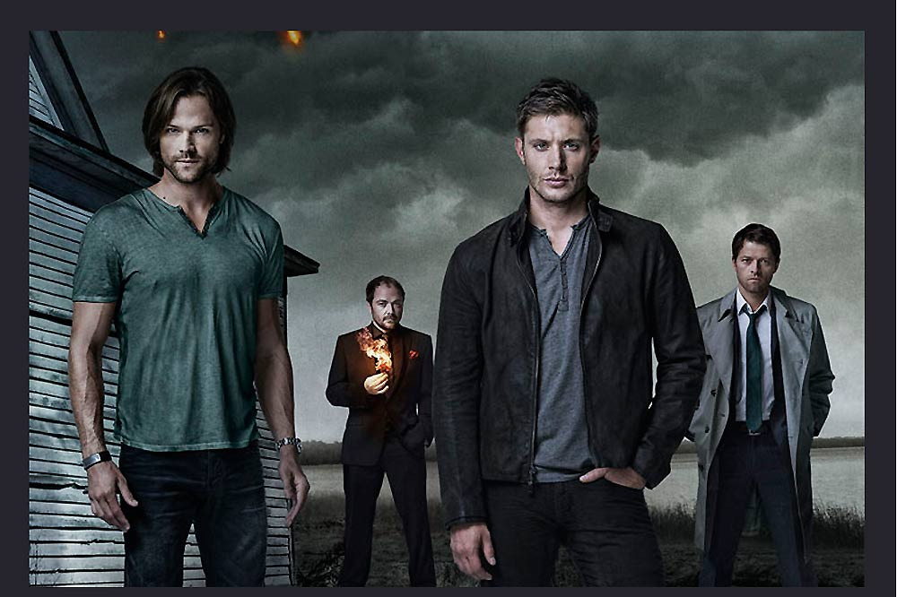 Cast of Supernatural-Season 10