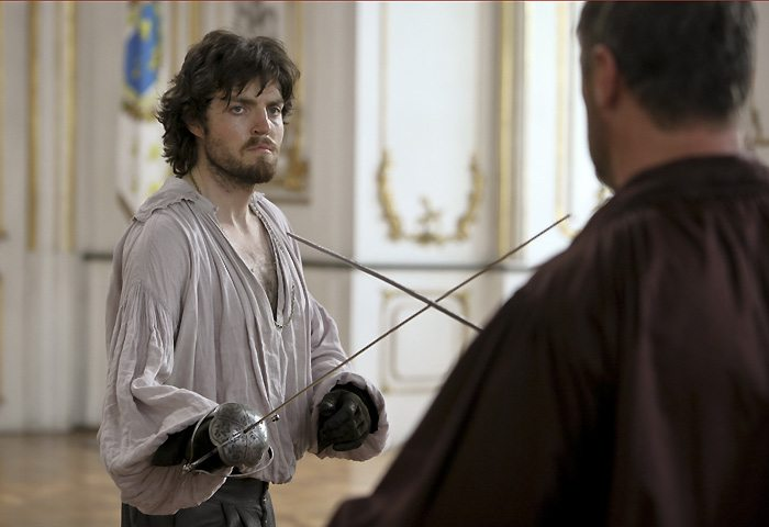 Musketeers-BBC America