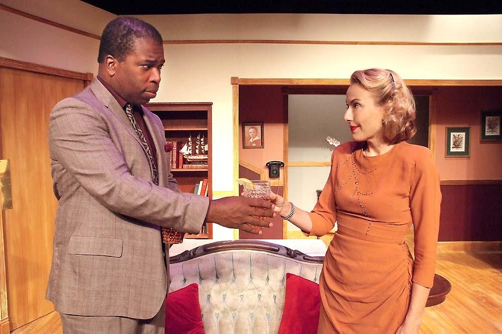 Blueprint for Murder-Hudson Theatre