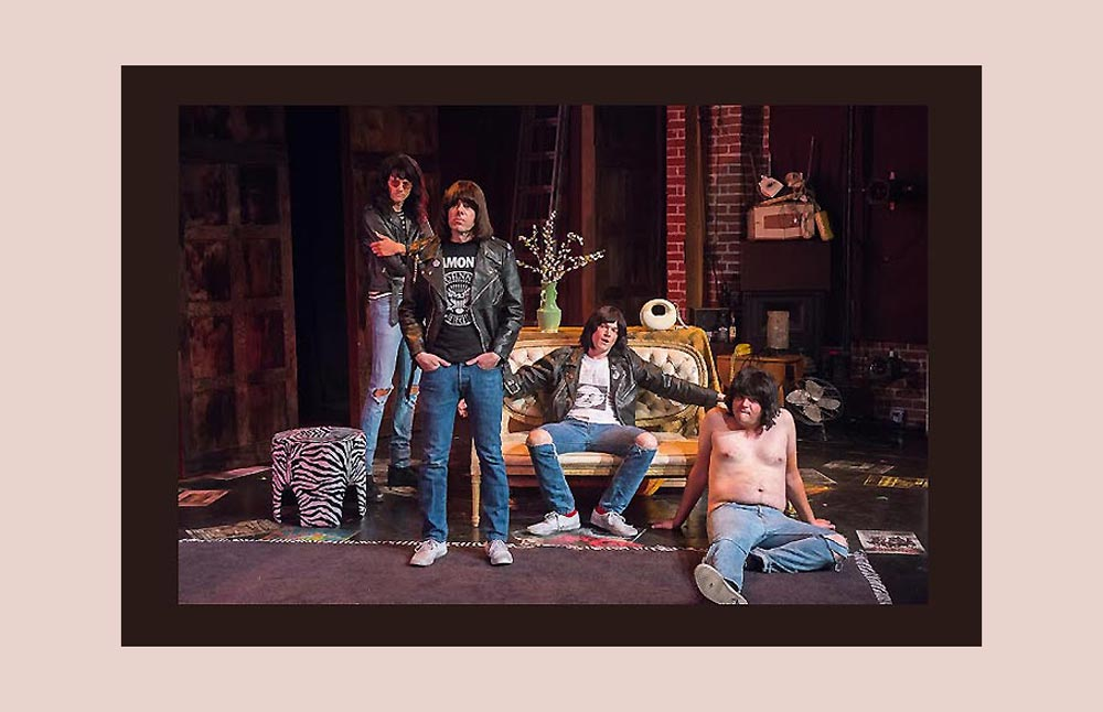 Four Chords and a Gun-The Ramones