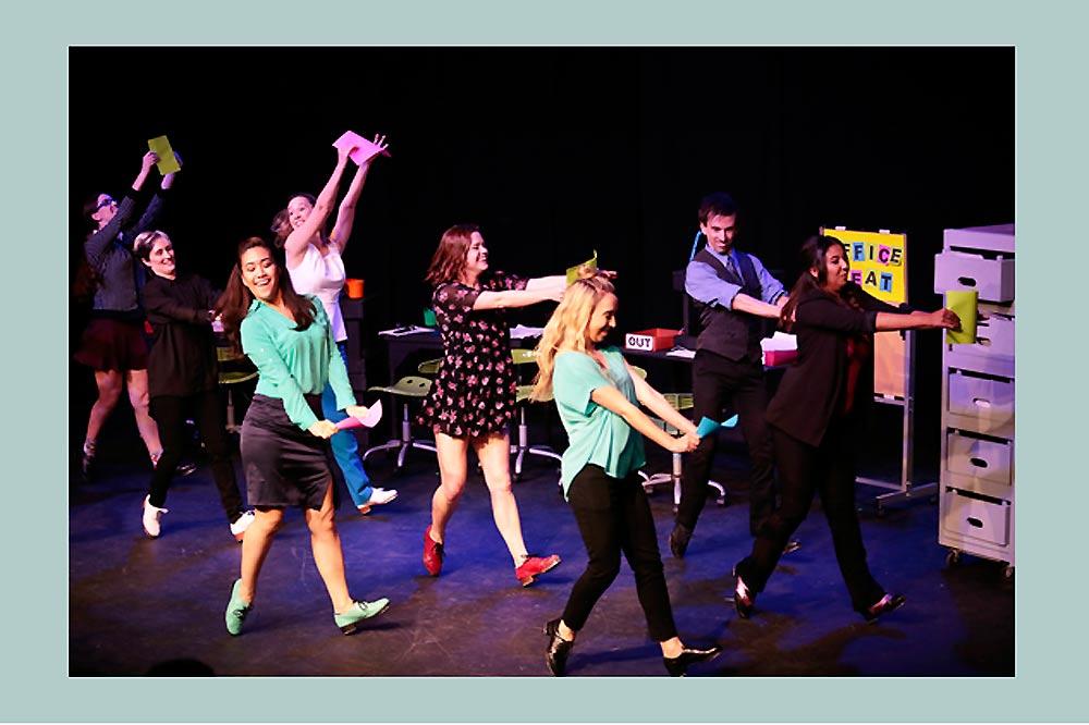 Office Beat Musical-Fringe-2016