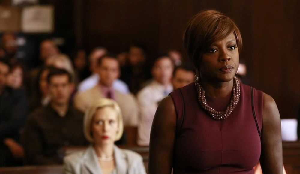 viola davis in how to get away with murder season 1