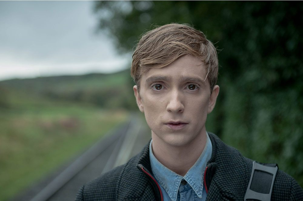 Luke Newberry-In the Flesh- Season 2