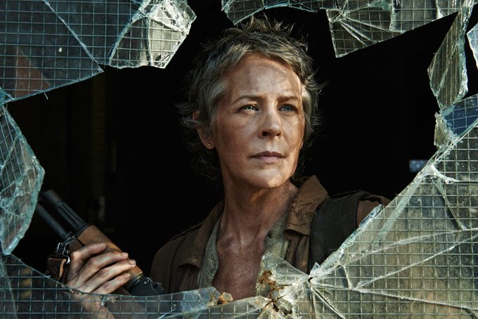 Carol in Season 5-Walking Dead