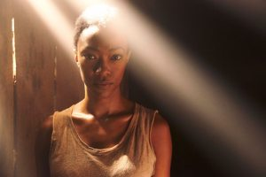 Walking Dead's Sasha-Season 5