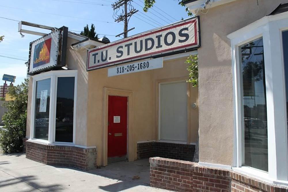 Exterior-TU Studios