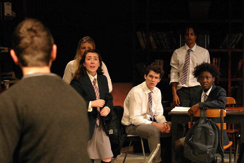 Odyssey Theatre Ensemble-Punk Rock